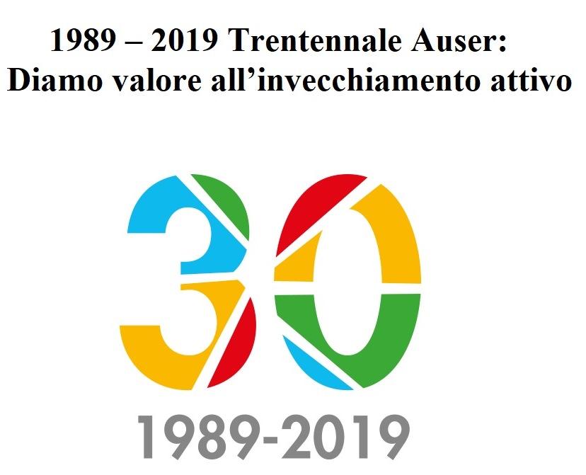 30 anni Auser